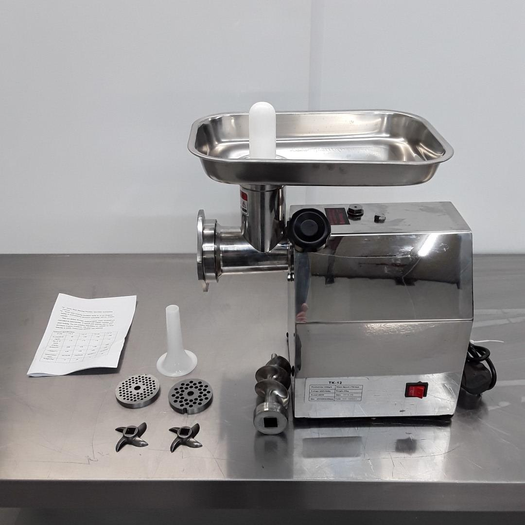 Brand New Vergo TK12 Meat Mincer 150kg/hr For Sale