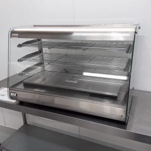 Brand New Infernus 900 SLV Heated Display Food Warmer For Sale
