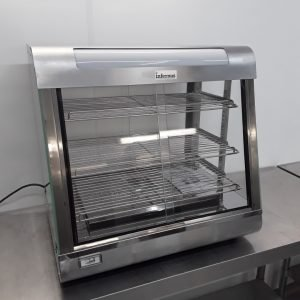 Brand New Infernus FW660 Heated Display Food Warmer For Sale