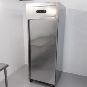 Used Atlanta AT70BT Stainless Single Upright Fridge For Sale