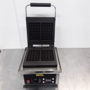 Ex Demo Buffalo GF256 Waffle Maker For Sale