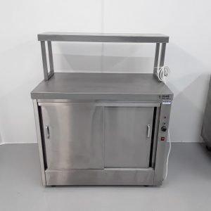 Used Dane  Hot Cupboard Heated Gantry For Sale