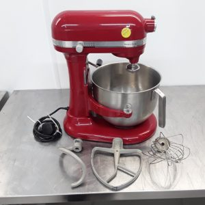 Used Kitchen Aid Heavy Duty Mixer For Sale