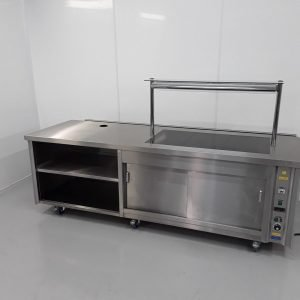 Ex Demo CED  Hot Cupboard Heated Gantry For Sale