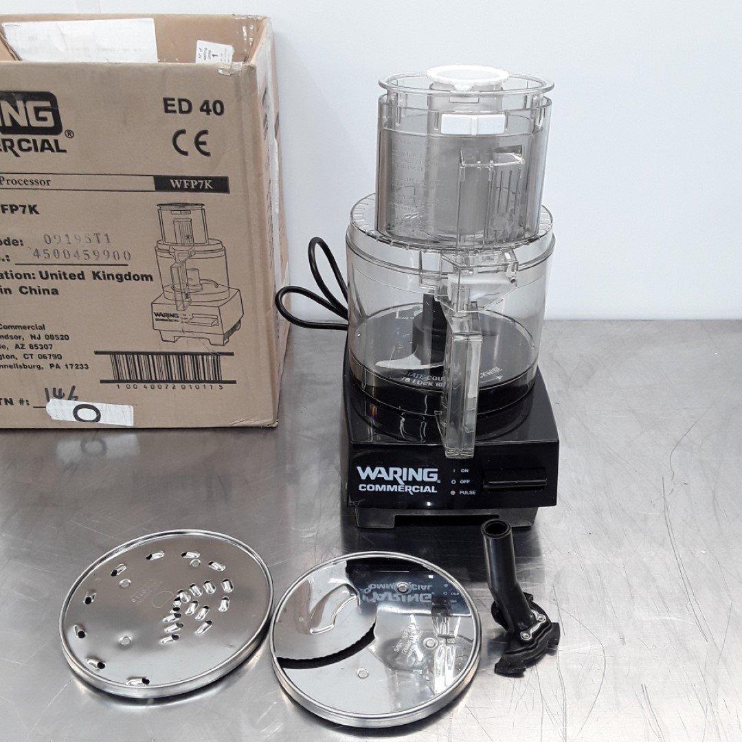 New B Grade Waring CC025 Food Processor Veg Prep For Sale