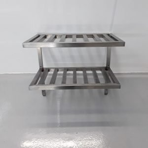 Used   Double Wall Shelf For Sale