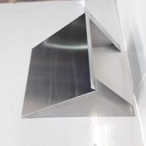 New B Grade Vogue  Stainless Steel Microwave Shelf For Sale