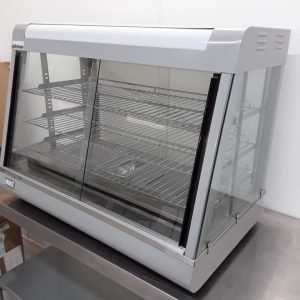 New B Grade   Heated Display Food Warmer For Sale