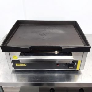 Used Buffalo P108 Flat Griddle For Sale