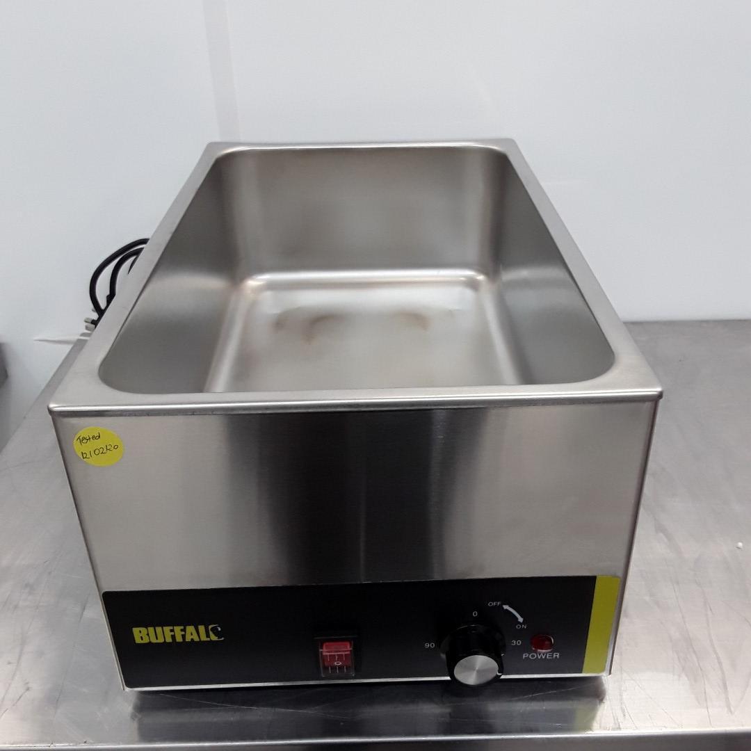 Used Buffalo L371 Bain Marie Wet For Sale