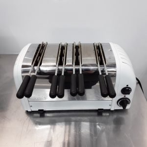Used Dualit D4SMHA 4 Slot Sandwich Toaster For Sale