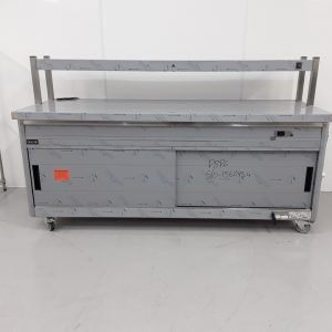 New B Grade Lincat  Hot Cupboard Heated Gantry For Sale