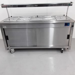 Used Moffat VCBM5 Hot Cupboard Carvery Bain Marie For Sale