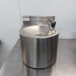 Used Basix  Stainless Hand Sink For Sale