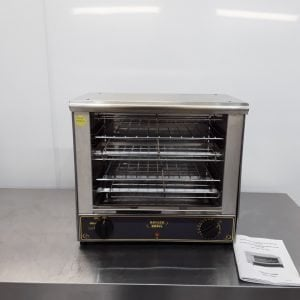 Used Roller Grill GD380 Double Salamander Grill For Sale