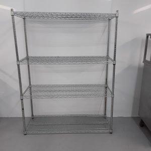 Used Vogue  4 Tier Rack Shelves For Sale