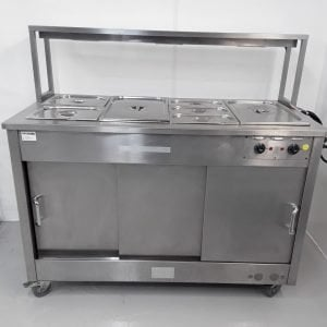 Used   Hot Cupboard Carvery Bain Marie For Sale