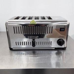Used Buffalo CB433 6 Slot Toaster For Sale
