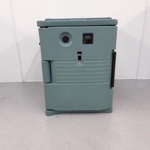 Used Cambro CAM6100 Heated Thermal Box For Sale