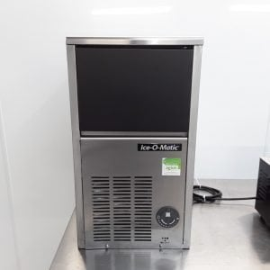 Used Ice O Matic DL063 Ice Maker 19KG For Sale