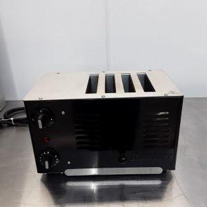 Used Rowlett DA221 4 Slot Toaster For Sale