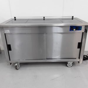 Used Moffat VCHT4 Hot Cupboard Carvery For Sale