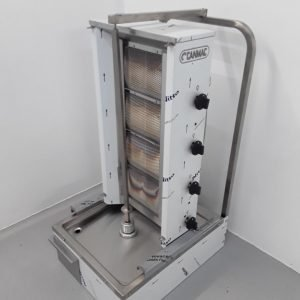 Brand New Canmac DMC104 4 Burner Doner Machine For Sale