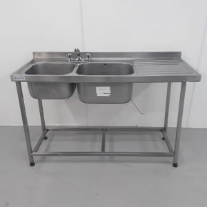 Used   Butchers Cutting Block For Sale