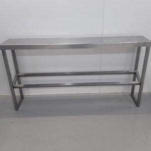 Used   Stainless Pizza Gantry Shelf For Sale