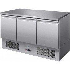 Brand New Atosa ICE3851 3 Door Bench Fridge For Sale
