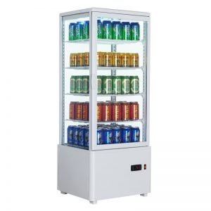 Brand New Infernus 98L Display Fridge 98L For Sale