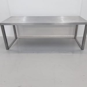 Used   Stainless Steel Stand Gantry Shelf For Sale