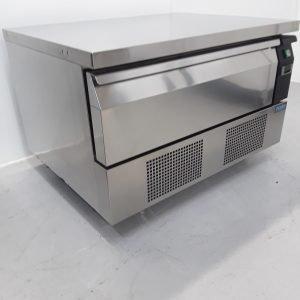 New B Grade Polar DA994 Under Counter Fridge/Freezer For Sale