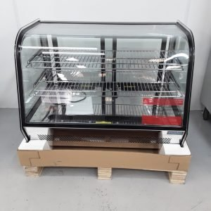 New B Grade Polar CD230 Table Top Display Fridge For Sale