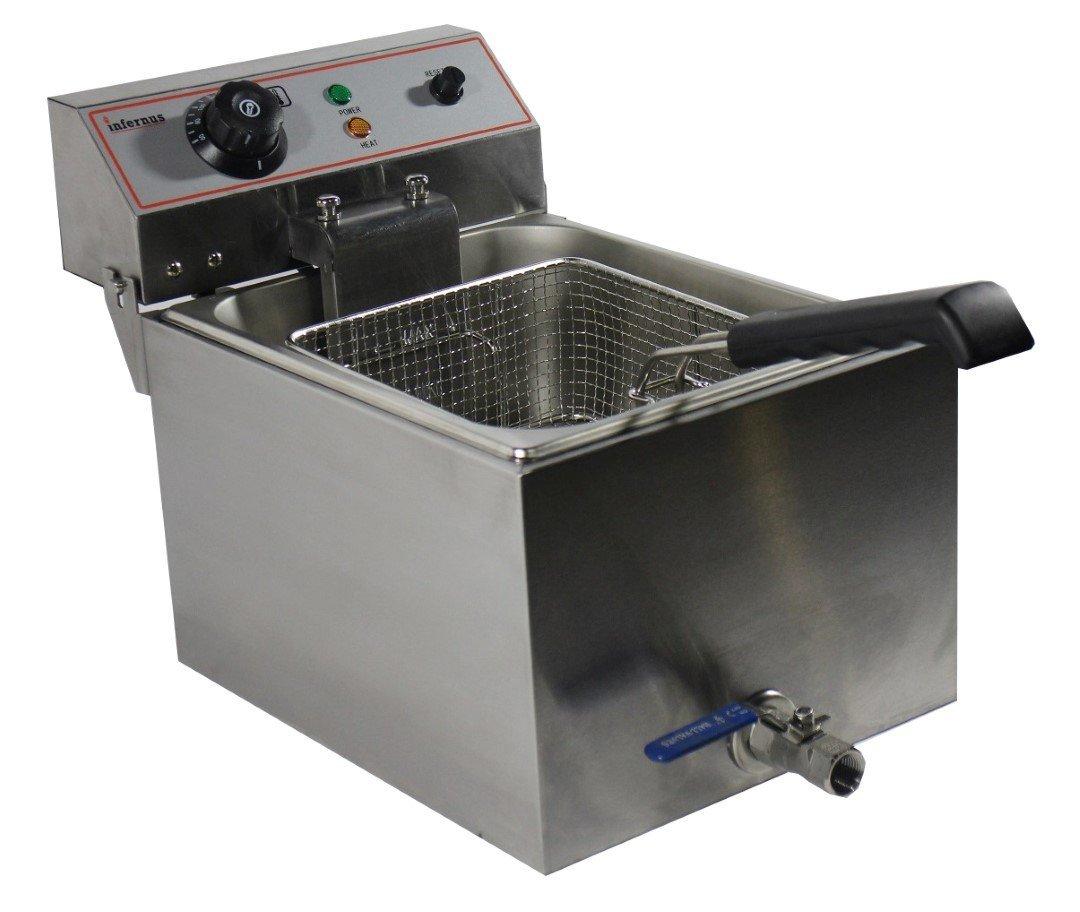 Brand New Infernus 17V Single Fryer 17L For Sale