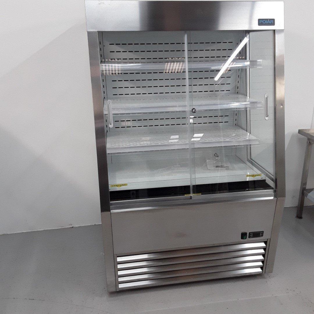 New B Grade Polar CM287 Display Fridge Multideck For Sale
