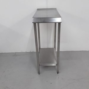 Used   Stainless Steel Infill Table For Sale