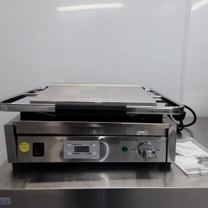 New B Grade Buffalo FC381 Contact Panini Grill For Sale