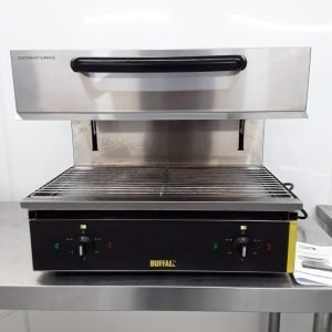 Ex Demo Buffalo CD697 Adjustable Salamander Grill For Sale
