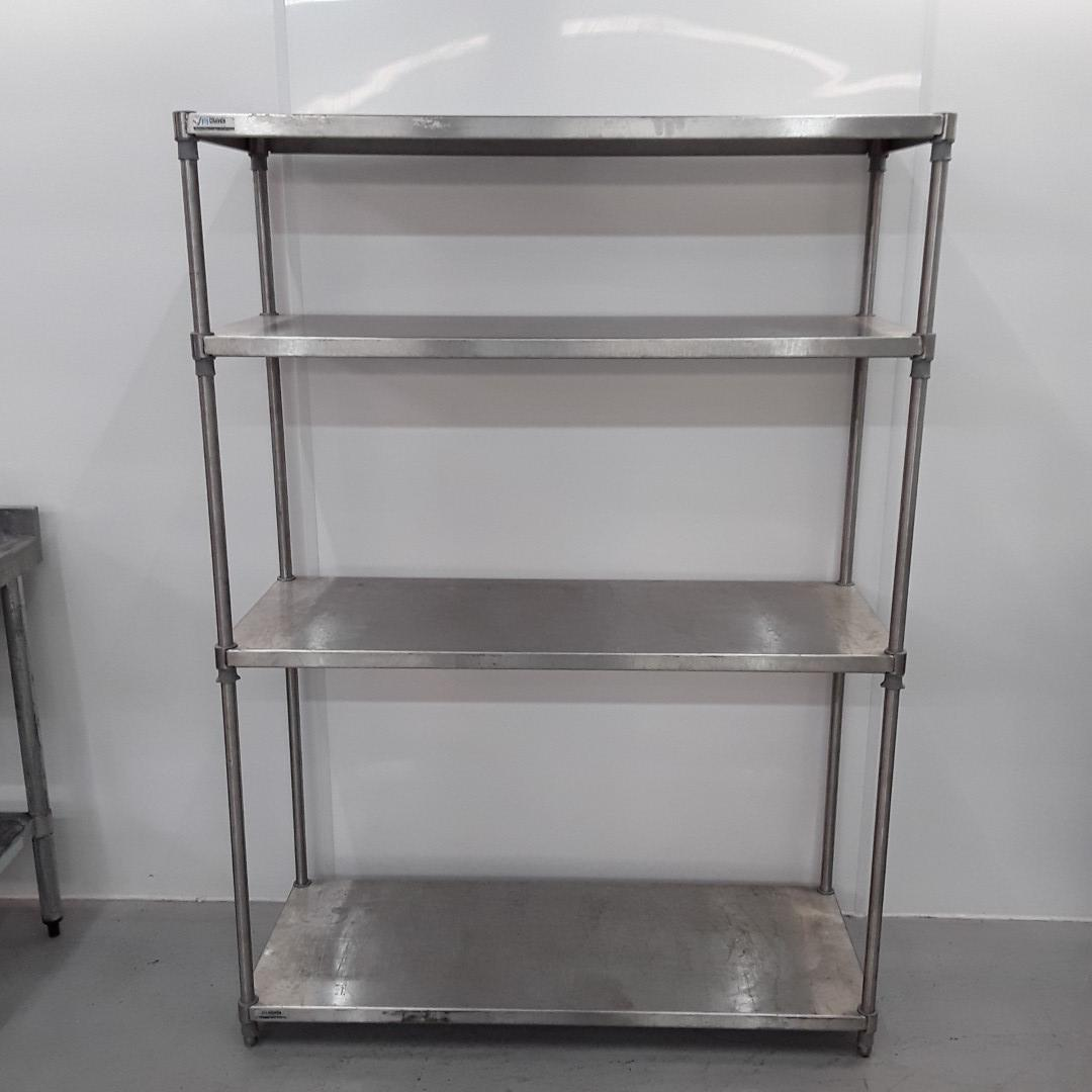 Used Craven  4 Tier Rack Shelves For Sale