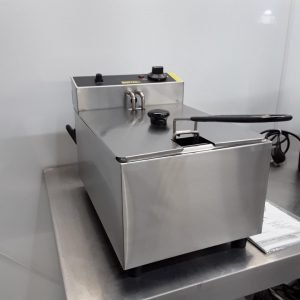 Ex Demo Buffalo L484 Single Table Top Fryer 5 L For Sale