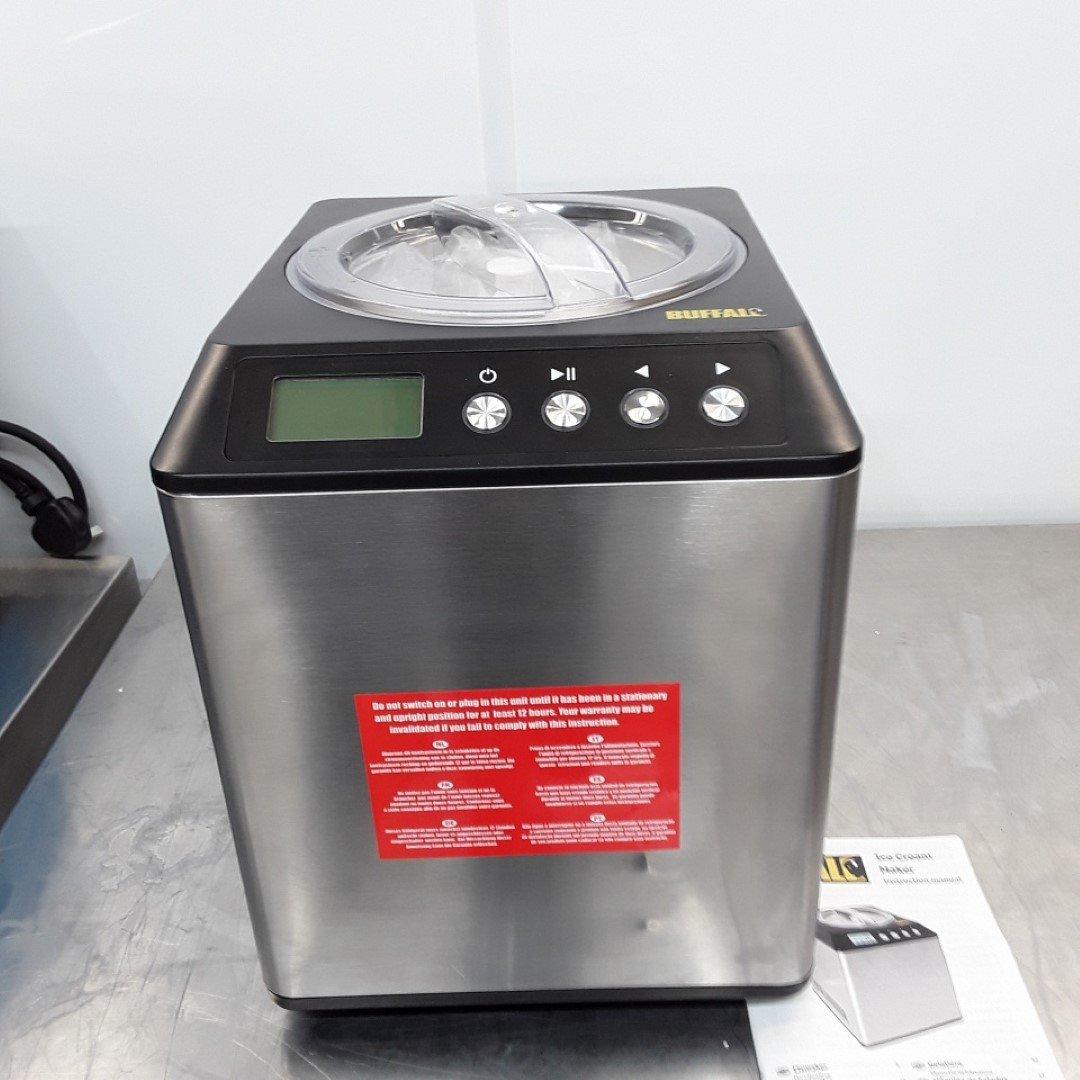 New B Grade Buffalo CM289 Ice Cream Maker For Sale