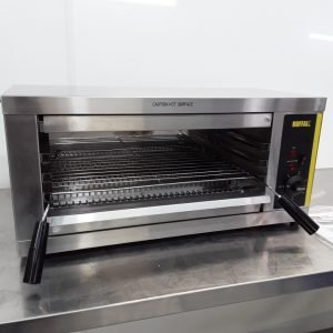 Used   Stainless Gastro Trolley For Sale