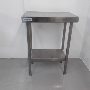 Used Sissons  Stainless Steel Table For Sale