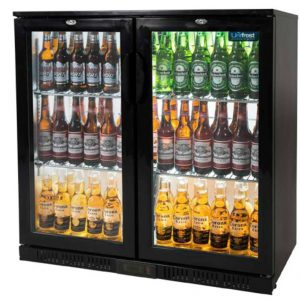 Brand New Unifrost BC20 Double Bottle Fridge For Sale