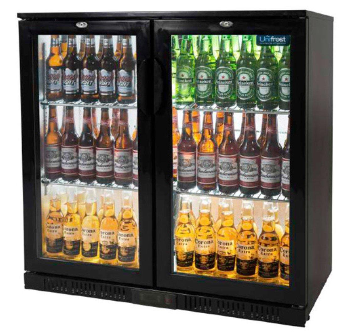 Brand New Unifrost BC20 Double Bottle Fridge For Sale