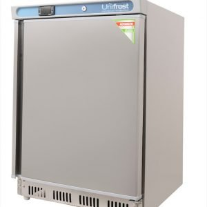 Brand New Unifrost F200 Stainless Steel Under Counter Freezer For Sale