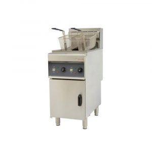 Brand New Infernus  Twin Basket Fryer For Sale