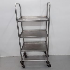 Used   Stainless Steel Trolley For Sale
