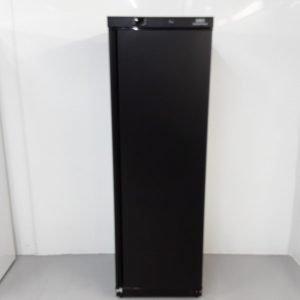 New B Grade Nisbets FB049 Single Upright Freezer Black For Sale